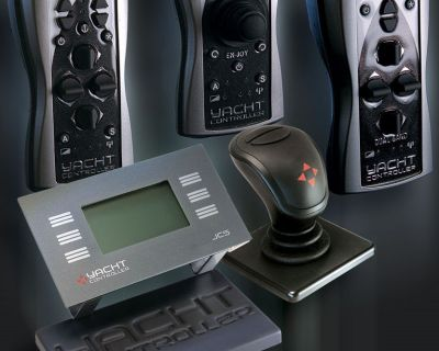 Argomaritime is the exclusive dealer of Yacht Controller products in Greece
