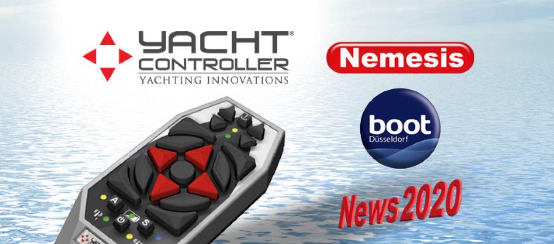 Yacht Controller Nemesis