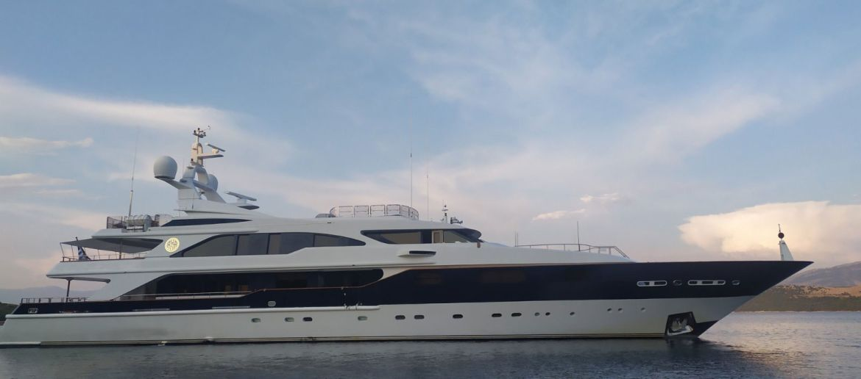 M/Y Akira One | Mediterranean Yacht Show